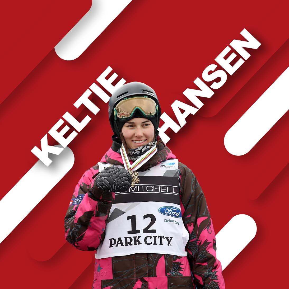 Keltie Hansen: A Transitioning Freestyle Skier